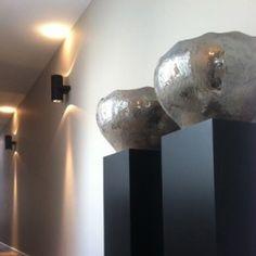 Zuilen vervaardigd door Braamhorst Interieurs