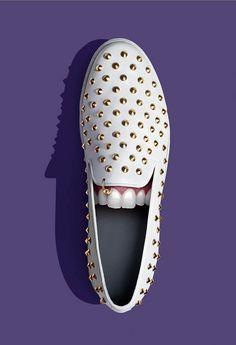 If Shoes had Teeth