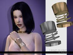 Tangled Bracelet  Found in TSR Category 'Sims 4 Female Bracelets'