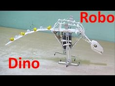 How to make a walking robot with moving arms #1 Ice cream stick biped - YouTube