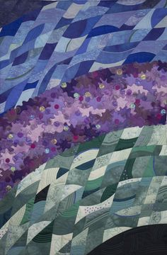 Purple Mountain Photo Galleries, Mountain, Artists, Quilts, Blanket, Purple, Gallery, Roof Rack, Quilt Sets