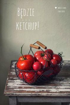 Waniliowa Chmurka: Domowy ketchup