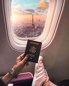 Only with a Canadian passport though – Apenas com um passaporte canadense – Places To Travel, Travel Destinations, Places To Visit, Holiday Destinations, Travel Pictures, Travel Photos, Plane Photos, Paris Photos, Airport Photos