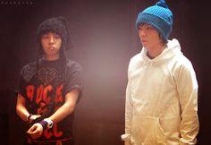 G Dragon & TOP