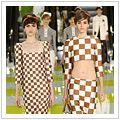 Louis Vuitton modeshow vrouw zomer 2013. Fashion op Adversus