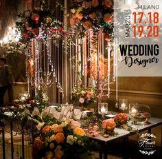 Corso Wedding Designer Silviadeifiori. 17.18.19.20 Marzo. DESIGN FOR YOUR FUTURE! Info: corsi@silviadeifiori.com