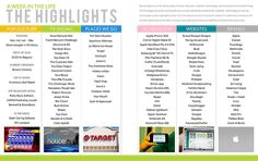 Add highlights to PL at the beginning and end of the year. Also works for WITL    AWITL 2011 Page 38+39 by Nettio, via Flickr