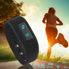 New Smart Bracelet Sports Fitness Tracker Health Wristband Sleep Monitor Heart Rate Bracelet Wristband Drop Shipping Bracelet Sport, Smart Bracelet, Wearable Device, Healthy Lifestyle Tips, Heart Rate Monitor, Sport Wear, Fitness Tracker, Women's Accessories