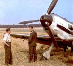 Max Buchholz in Front of Bf 109 Fighter Aircraft Luftwaffe ace Oberfeldwebel Max Buchholz from 1.Staffel / I.Gruppe / Jagdgeschwader 3 (JG 3) in front of a Messerschmitt Bf 109 E-5 in France, 1940. On 17 May 1940, he claimed four RAF Blenheim twin-engine bombers and two French Curtiss fighters shot down as his first victories! During September 1940, Buchholz shot down three RAF fighters in the aerial battles over Britain.