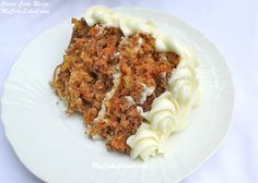 You will love this moist and flavorful carrot cake recipe!