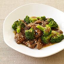 Weight Watchers Beef and Broccoli Stir Fry- 5 points.  I think I will be making this next week kayberri420