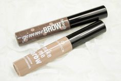 Essence Make Me Brow Eyebrow Gel - Benefit Gimme Brow Dupe?!