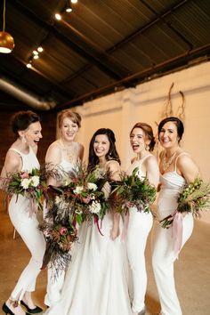 Fresh and Fashionable Fall Wedding Inspiration