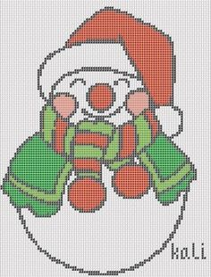 Christmas Cats, Christmas Stockings, Merry Christmas, C2c, Blog, Plastic Canvas Patterns, Holidays And Events, Perler Beads, Bowser