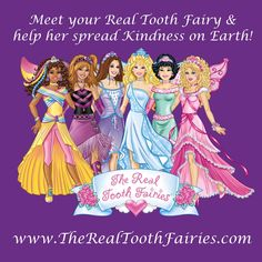 The Real Tooth Fairy LLC has taken the legend of the tooth fairy and made it into a commercial enterprise.