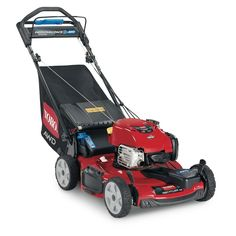 How to Fix a Self-Propelled Lawn Mower