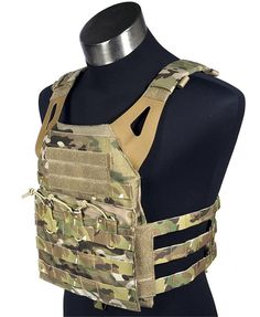 In stock FLYYE genuine MOLLE  Swift Plate Carrier  Military Tactical Vest  VT-M028 #Affiliate