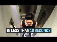 Robot que te consigue el traje perfecto a medida en 10 segundos