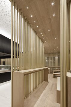 Restaurant Tour Total / Leyk Wollenberg Architects