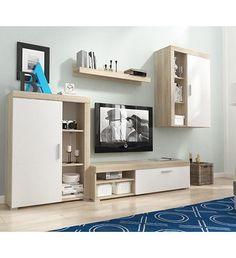 bauMax - Nízké ceny každý den! / Nábytek / Obývací stěny / OBÝVACÍ STĚNA Oli