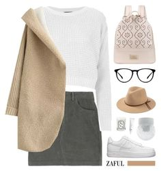 """""""www.zaful.com/?lkid=5694"""" by novalikarida ❤ liked on Polyvore featuring Topshop, NIKE, Diptyque, Wedgwood, H&M and zaful"""