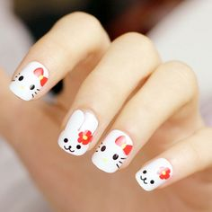 Diy cartoon nail art desgins rock me fabulous also comment below which is your favorite nail art among them prinsesfo Images
