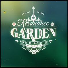 "Check out this @Behance project: ""The Resonance Garden"" https://www.behance.net/gallery/37607729/The-Resonance-Garden"