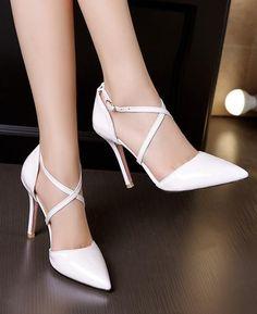 201ed26525a4 Sexy Pumps Heels Lady Shoes Wedding Heel Sandals  SandalsHeels