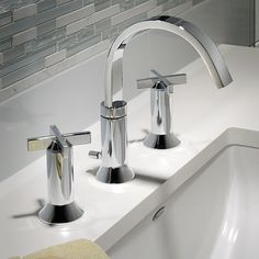 Bathroom Faucet - Bathroom Project Solutions- Bathroom Faucets by American Standard
