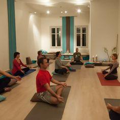 Meditation Workshop - Anapnoe Yoga Shala, Paros - Anapnoe Yoga - by Paros Yoga Shala