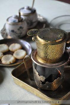 caffe in stile vietnamita
