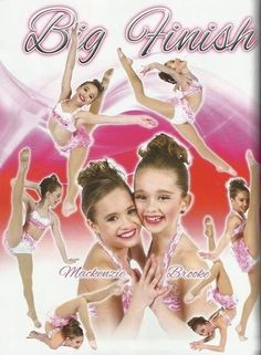 aldc recital book. I wish Brooke's parents would let her on the show, her and Kenzie have the cutest friendship!