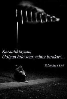 etkileyici - Google'da Ara Schindler's List, Veni Vidi Vici, Good Sentences, Cover Photo Quotes, Strong Love, Tell The Truth, Loneliness, Trivia, Karma