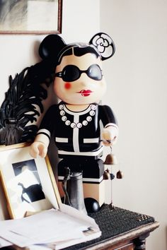 Chanel ~ Paris Byzance Doll