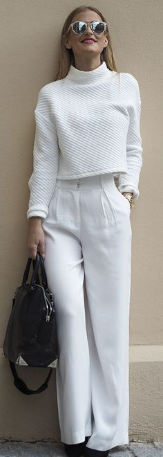 All White Everything Styling | @andwhatelse
