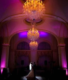 Fab setup at this #pink #uplighting #wedding #reception! #diy #diywedding #weddingideas #weddinginspiration #ideas #inspiration #rentmywedding #celebration #weddingreception #party #weddingplanner #event #planning #dreamwedding