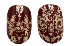 The Wait Is Over! Revlon Releases Marchesa-Designed Nail Appliques