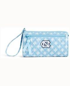 59e6bca0b0 Vera Bradley North Carolina Tar Heels Wristlet   Reviews - Sports Fan Shop  By Lids - Women - Macy s