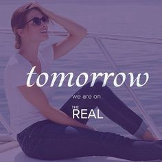 Beija-Flor is going to be on @therealdaytime tomorrow!! Watch with us on: Monday Feb. 20 2017. Check local listings for time.  Check us out http://ift.tt/1HF598z  #BET #FOX #FOXTV #nicolejeans #denim #giveaway #talkshow #fashion #trends #trendsetter #therealdaytime #countsown #women #thereal #ilovethesejeans #beijaflorjeans #bfjeans #createdforwomenbywomen #shoplocal #fashion #blog #blogger #springstyle #spring2017 #fashionista #shortyawards #press #spring #girlchat #strong #strongwomen