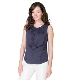 f9743820c0d work appropriate, date night worthy and easy for nursing anywhere. check  out this Momzelle top!