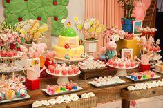 decoracao festa de aniversario tema peppa pig 2