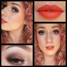 I love this look from @Sephora's #TheBeautyBoard http://gallery.sephora.com/photo/orange-glad-12361