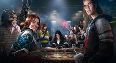 Here's When The Gwent Open Beta Starts #FansnStars