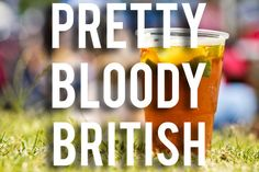 I checked off 29 out of 75 on this list! How British Are You Actually?