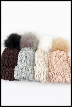 Apparel Accessories Girl's Accessories Obliging 2018 Autumn Pompom Hat Beanies For Children Baggy Warm Crochet Winter Wool Knit Beanie Skull Slouchy Twist Hat Bonnet Enfant