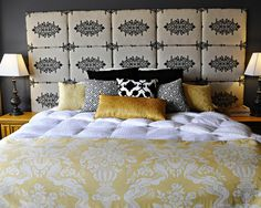 Diy Headboards Design, Pictures, Remodel, Decor and Ideas