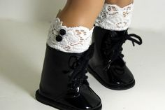Hey, I found this really awesome Etsy listing at https://www.etsy.com/listing/207421454/american-girl-doll-clothes-boot