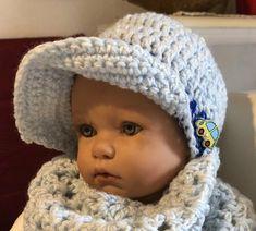 Crochet Hats, Fashion, Fast Crochet, Little Boys, Tutorials, Breien, Knitting Hats, Moda, Fashion Styles