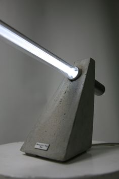 HOLY LIGHT desk lamp by Ruobing Chen at Coroflot.com