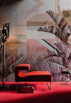 FLORIDITA Contemporary Wallpaper 2016 Collection by Wall&decò